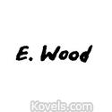 Words & Initials - E