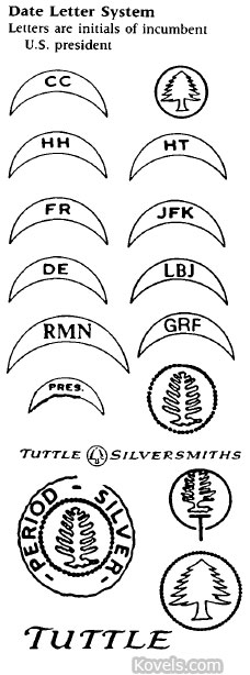 Silversmiths - T