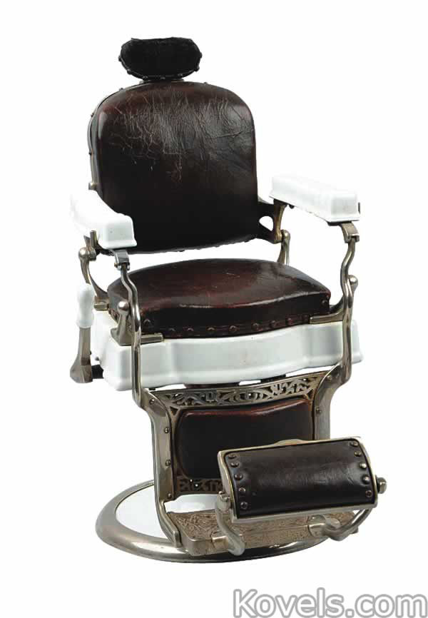 Antique Barber | Advertising & Store Collectibles Price Guide | Antiques &  Collectibles Price Guide - Antique Barber Advertising & Store Collectibles Price Guide