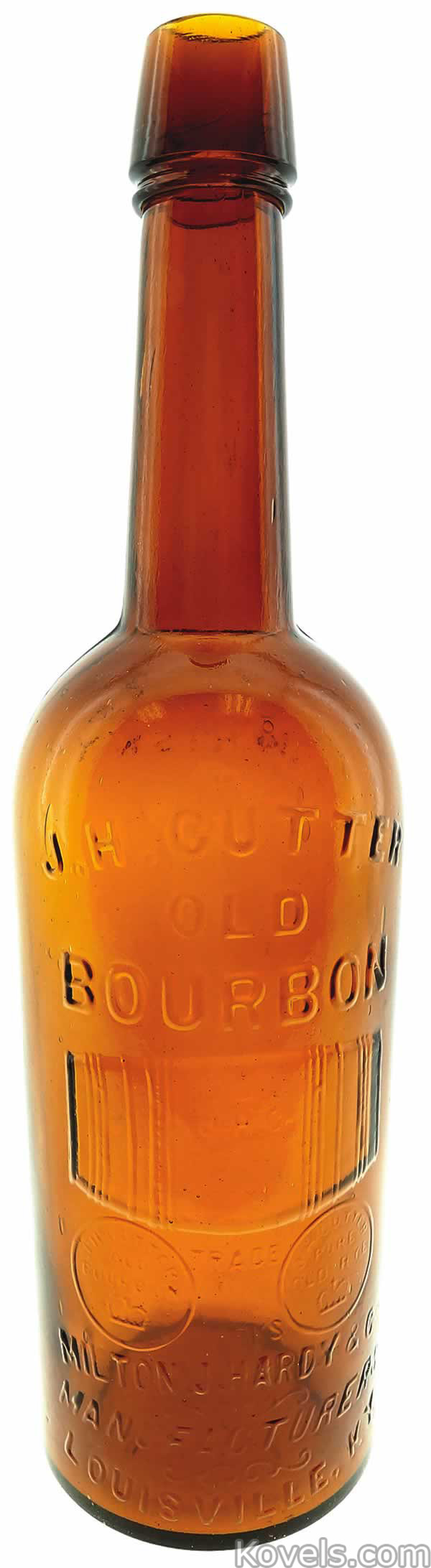 Antique Trader Bottles: Identification & Price Guide ...