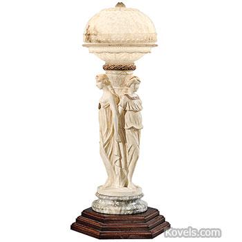 Antique Alabaster Alabaster Ivory Jade Marble Amp Other