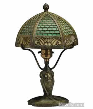 Antique Bradley & Hubbard | Furniture, Clocks & Lighting Price ...