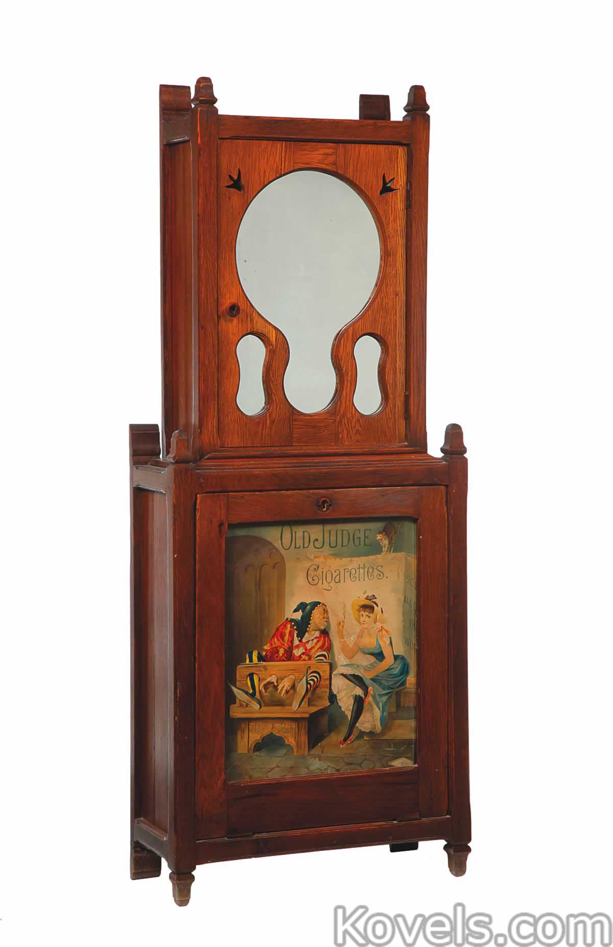 Antique furniture furniture clocks lighting price for Furniture valuation guides