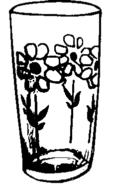 Decorated Tumblers