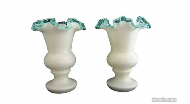 Antique Fenton Glass Price Guide Antiques