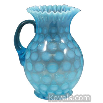 dating fenton glassware Fenton french opalescent hobnail what else in glassware  fenton glass  show & tell fenton glass 481 of 532: 0  fenton glassfenton glass company started in .
