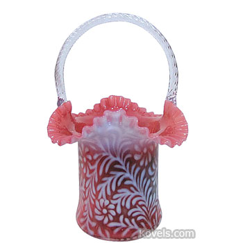 dating fenton glassware