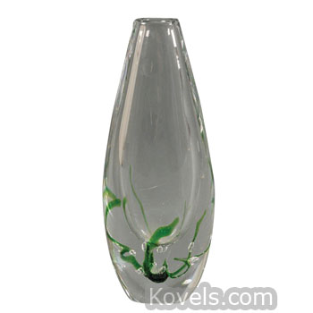 Antique Kosta Glass Price Guide Antiques