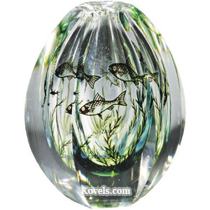Antique Orrefors Glass Price Guide Antiques