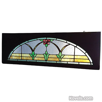 Antique Window | Glass Price Guide | Antiques & Collectibles Price Guide
