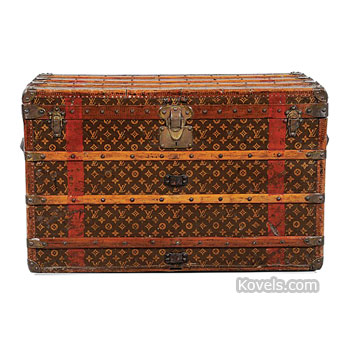 Antique trunks miscellaneous price guide antiques collectibles trunks gumiabroncs Images