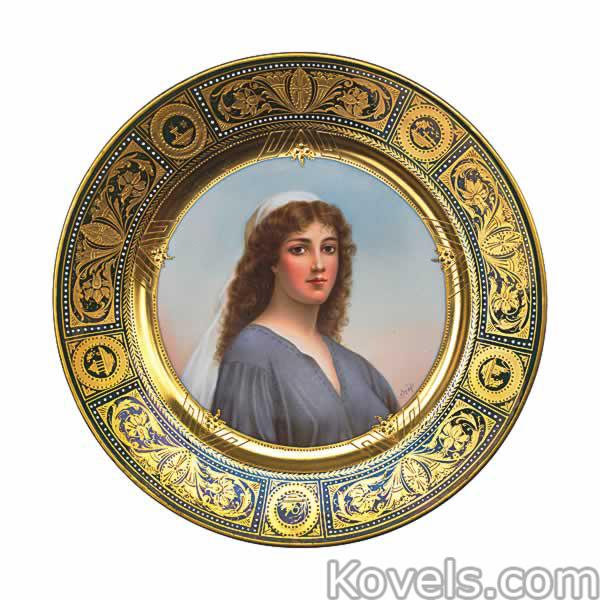 Beehive Plate Portrait ...  sc 1 st  Kovels.com & Antique Beehive | Pottery u0026 Porcelain Price Guide | Antiques ...