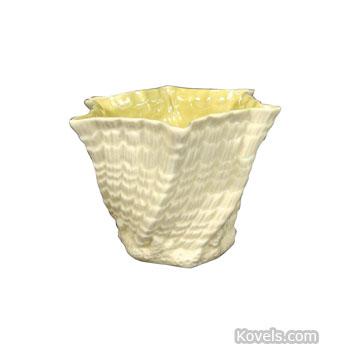 Antique Belleek Pottery Amp Porcelain Price Guide