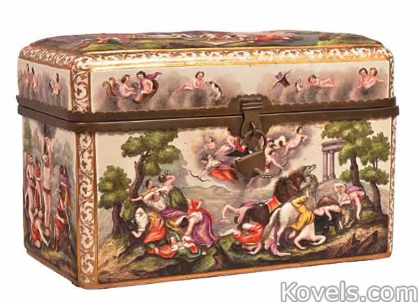 Antique capo di monte pottery porcelain price guide antiques capo di altavistaventures Image collections