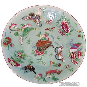 Celadon ...  sc 1 st  Kovels.com & Antique Celadon | Pottery u0026 Porcelain Price Guide | Antiques ...