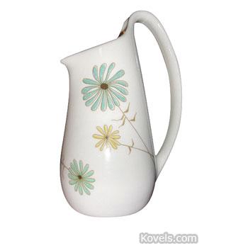 Dinnerware Lazy Daisy ...  sc 1 st  Kovels.com & Antique Dinnerware | Pottery u0026 Porcelain Price Guide | Antiques ...