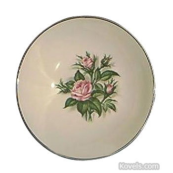 Antique Dinnerware | Pottery & Porcelain Price Guide | Antiques ...