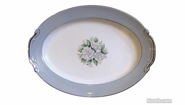 Dinnerware Sheraton PlatterHarmony House ...  sc 1 st  Kovels.com & Antique Dinnerware | Pottery u0026 Porcelain Price Guide | Antiques ...