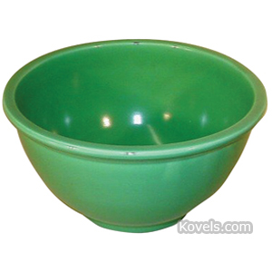 Fiesta Light Green Mixing Bowl No 5