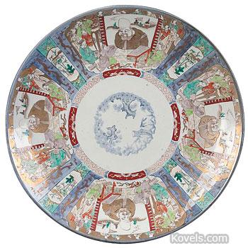 Imari ...  sc 1 st  Kovels.com & Antique Imari | Pottery \u0026 Porcelain Price Guide | Antiques ...