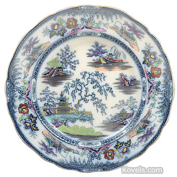 Ironstone ...  sc 1 st  Kovels.com & Antique Ironstone | Pottery u0026 Porcelain Price Guide | Antiques ...
