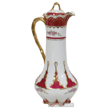 Limoges ...  sc 1 st  Kovels.com & Antique Limoges | Pottery \u0026 Porcelain Price Guide | Antiques ...