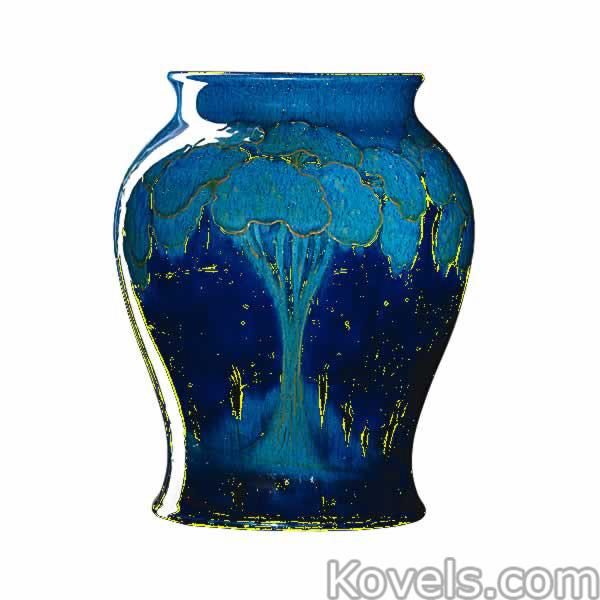 Antique Moorcroft Pottery Amp Porcelain Price Guide