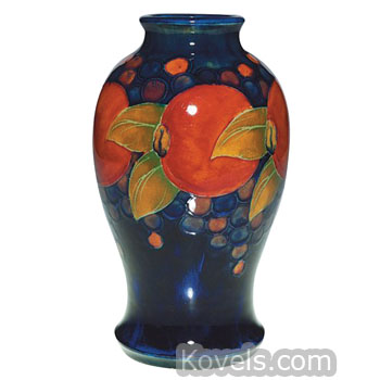 Antique Moorcroft Pottery Amp Porcelain Price Guide Antiques Amp Collectibles Price Guide
