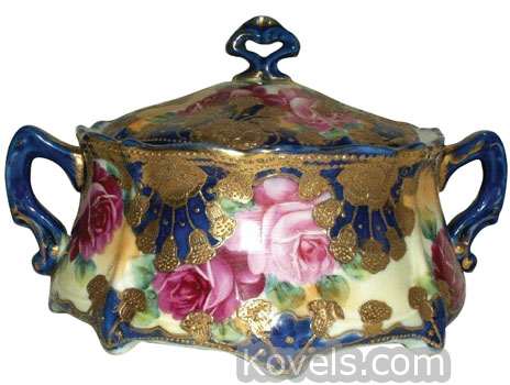 Antique Nippon | Pottery & Porcelain Price Guide | Antiques ...