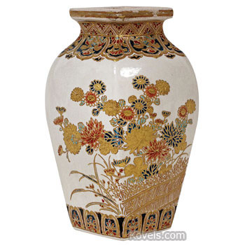 Antique Satsuma Pottery Amp Porcelain Price Guide