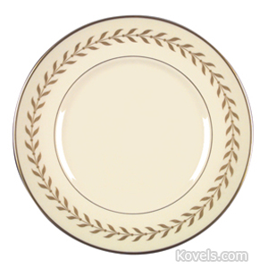 Syracuse Jefferson Plate Dinner