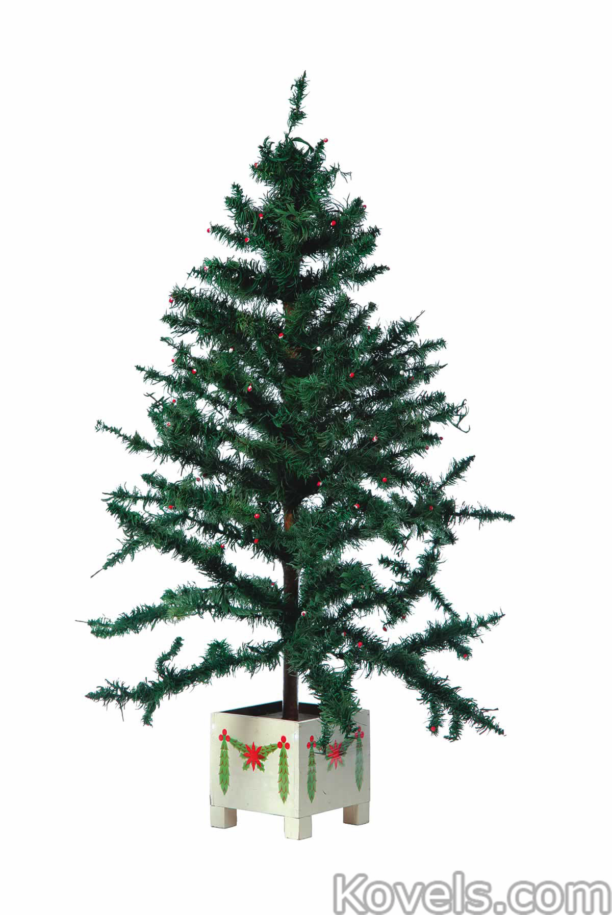 Antique Christmas Trees | Silver, Pewter, Brass, Copper, Chrome ...