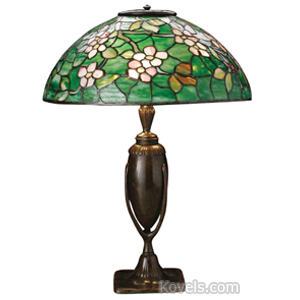 antique tiffany lamp price guide