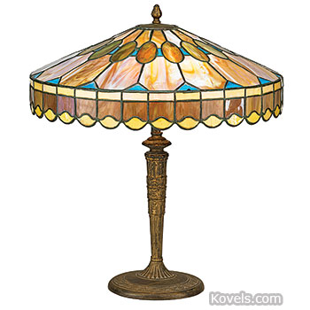 Antique Lamps Technology Price Guide Antiques