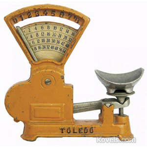 Old Fashioned Kitchen Scales For Sale