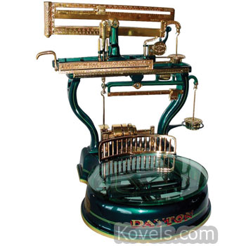 Antique Scales Technology Price Guide Antiques
