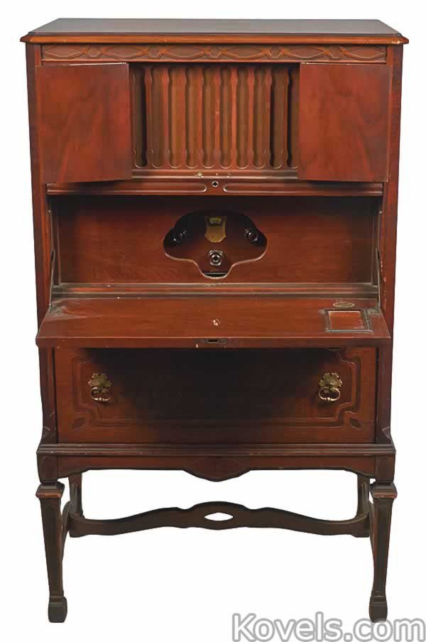 Antique Radio Technology Price Guide Antiques