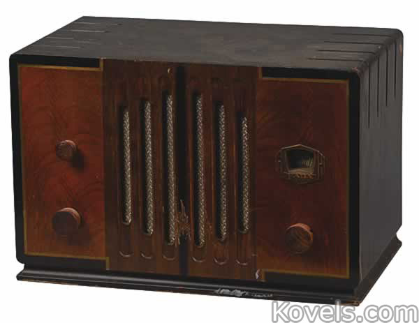 Radio ... - Antique Radio Technology Price Guide Antiques & Collectibles