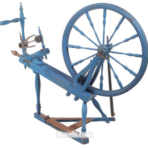 how to create a spinning wheel