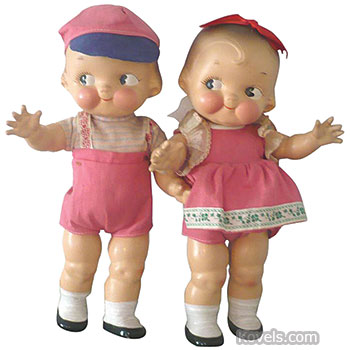 Antique Campbell Kids Toys Amp Dolls Price Guide