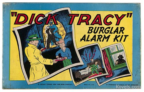 Dick Tracy Collectibles 17