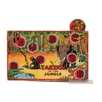 tom et jerry jeu de la jungle