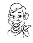 howdy doody coloring pages - photo#1