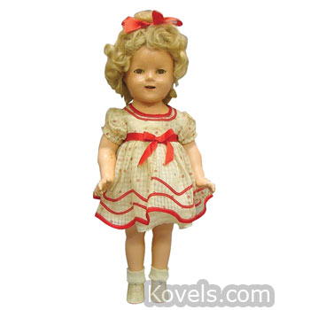 Antique Shirley Temple   Toys & Dolls Price Guide ...