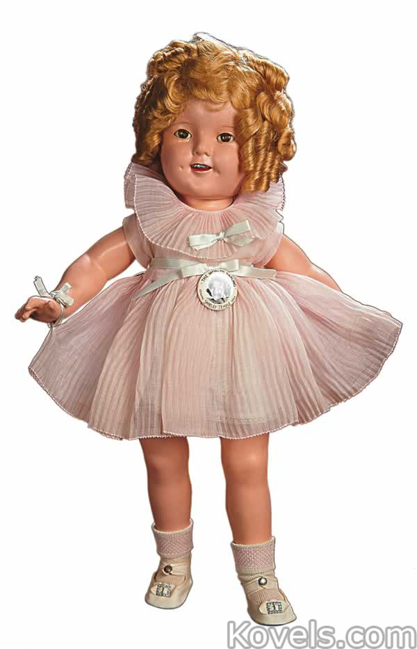Antique Shirley Temple Toys Amp Dolls Price Guide