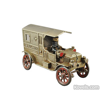 antique tin toys price guide